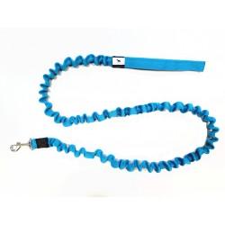 Smycz regulowana 2,5cm 2,0m niebieska